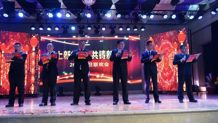 调整大小 机械化公司表演诗朗诵《无悔的青春》.JPG